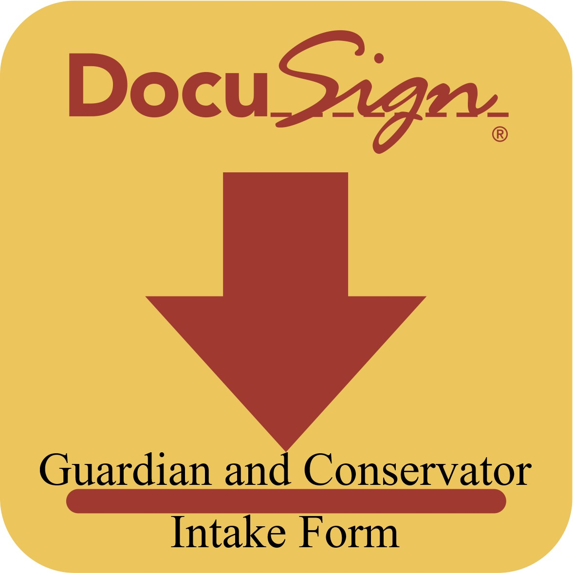 Guardian & Conservator Intake Form